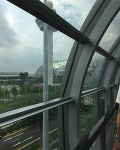 シンガポール チャンギ空港のJEWEL