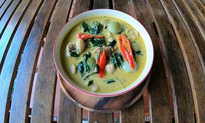 タイ料理レシピ グリーンカレー
