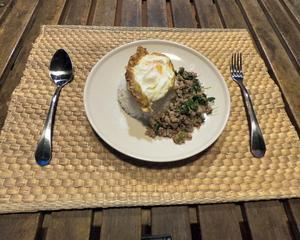 ガパオライス タイ料理レシピ4