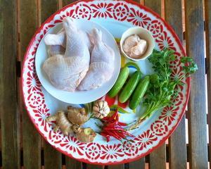 カオマンガイ タイ料理レシピ#6