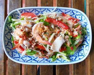 ヤムウンセン タイ料理レシピ#7