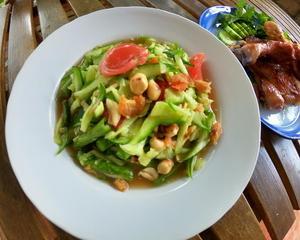 きゅうりソムタム タムテーングワー タイ料理レシピ#12