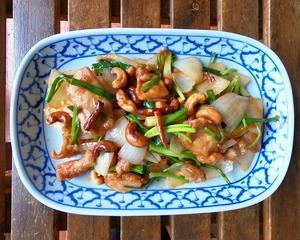鶏肉とカシューナッツ炒め タイ料理レシピ#26