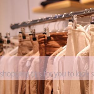 アラフィフ着太り問題 服を買うとき注意していること