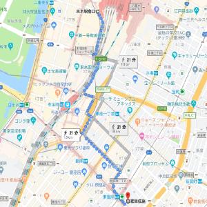 ウォーキング 東京駅からの散歩コース&おすすめ休憩場所のご紹介♪