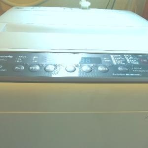 洗濯機を縦型にしました~我が家のドラム式猛烈なかび臭だったので