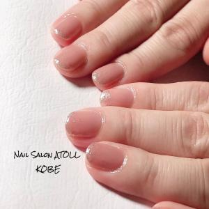先端ラメグラ☆育爪と乳がんセミナー