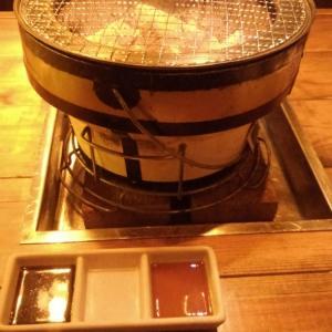 初めての一人焼肉。。