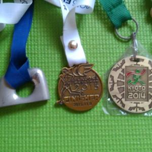 思い出のメダル