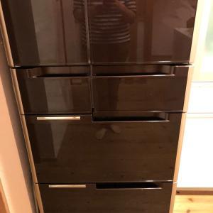 冷凍庫の断捨離