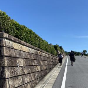 「江の島」へのあの橋を歩いて渡った、「鎌倉お墓参り」の日・・・