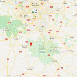 【BLOG】ヨーロッパ買い付け出会いガサガサの旅2019~パリ周辺最終日-南の田舎の蚤の市とエッフェル塔-~