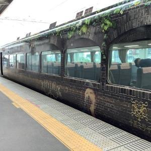 南海電鉄「HYDEサザン」と昔の機関車