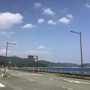 徳島|宍喰温泉でランチ DMVのジオラマを見ました