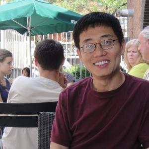 米国と中国を笑いに包むジョー・ウォング