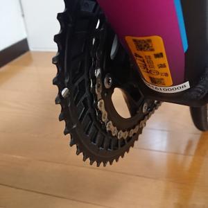 ロードバイクのギアの仕組みが難しすぎる件。(後編)