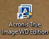「Acronis True Image WD Edition」が更新されて…使えない代物に