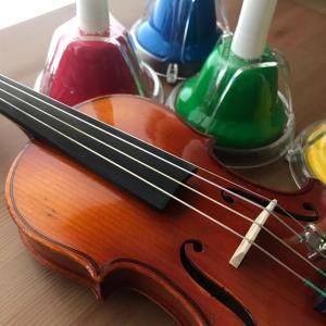 【夏休み】バイオリンを習って国際的な小学生に