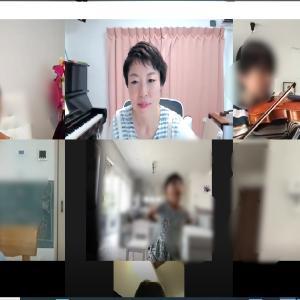 【イベント】第8回オンライン練習会 ~任意参加で心地よく~