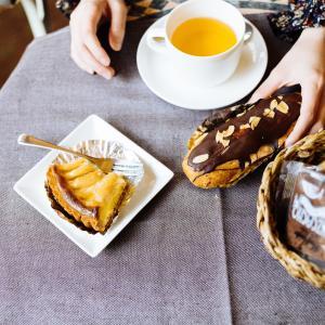 【カフェ】南河内でデザートがおいしい!!『マメトコナ』