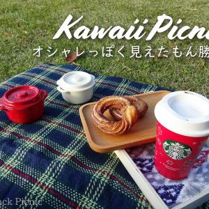 Picnic goods that fit into one mini bag!