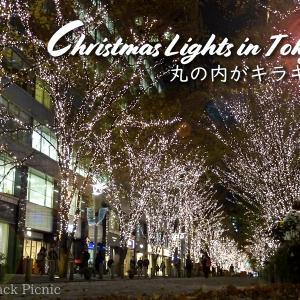 【Christmas lights】near Tokyo station @TOKYO STATION