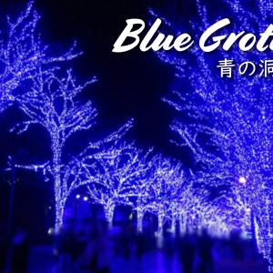 "Christmas Light Event ""Blue Grotto SHIBUYA"" @SHIBUYA"