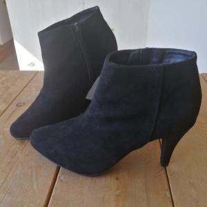 【ファッションレビュー】メヌエ 8cmヒール ブーツ | これからヘビロテになりそうな予感なブーツの紹介です