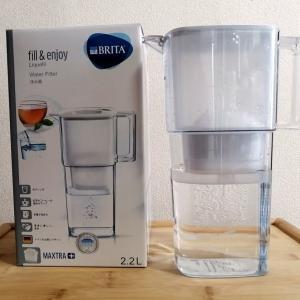 【BRITA】(ブリタ)ポット型浄水器 で毎日おいしいお水を飲みたい!【PR】