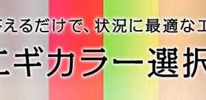 【エギカラー選択】3つの質問でエギの色を割り出す