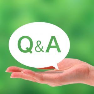 【Q&A】よくある質問お答えします!