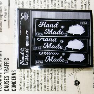 ハンドメイド心をくすぐるモチーフの縫い付け*織りタグ【服地・布地のマツケ】