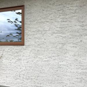 外壁は白州そとん壁