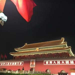 中国出張  北京