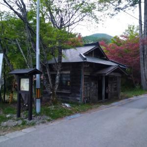 御嶽山の霊神場へ参拝へ
