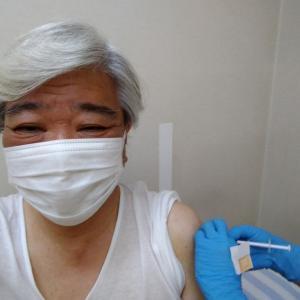 2回目のワクチン接種を終えて