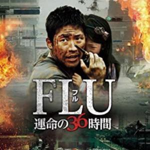 韓国映画「FLU(フル)運命の36時間」観ました‼️