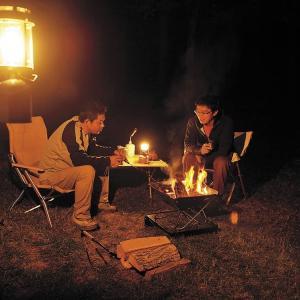 キャンプで焚き火を絶対に失敗しない5つのポイント!