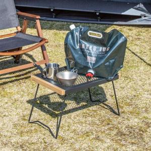 キャンプ用焚き火 テーブル3選!