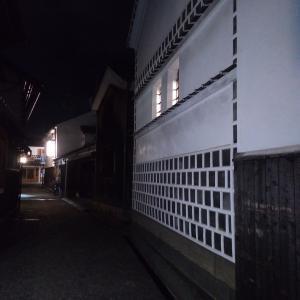 夜の美観地区をウロウロしたい〜倉敷の夜