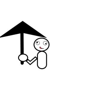 ビニール傘から卒業しましょう?