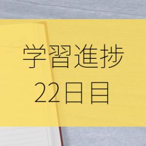 【学習進捗】22日目 パス単でる順A終了