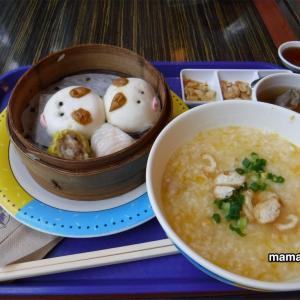 ハリウッド&ダインで朝食→パークで年パス購入(2019年GW香港ディズニー旅行記3)