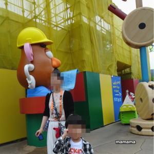 トイストーリーランド→エクスプローラーズクラブレストラン→ワンダラスブック(2019年GW香港ディズニー旅行記5)