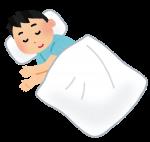 寝不足のせいで足が臭い!?よく寝ることが、足のニオイ対策になります!!