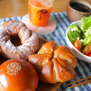 the 菓子パン祭り!
