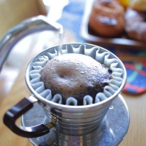 コーヒーと菓子パン祭り