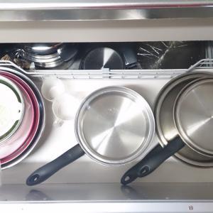 キッチンの片付け vol 3
