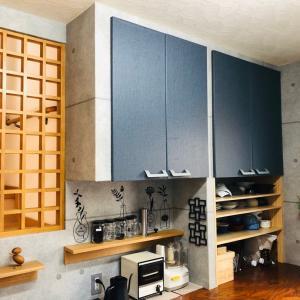 キッチン*収納方法の着地点を見つける*