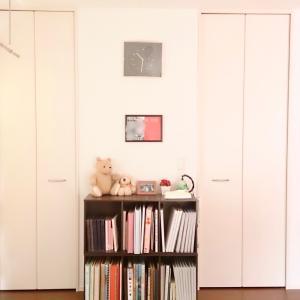 【金沢の家】主寝室のクローゼット収納